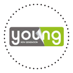 young logo